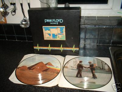 Pink Floyd The First XI (eleven) box set w/ pic discs