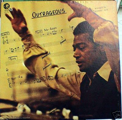 rare groove - Johnny Pate  - Outrageous MGM 1970