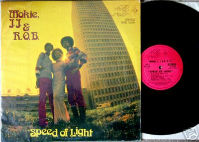 "MOKIE, J.J. & R.O.B. ""SPEED OF LIGHT"" PRIVATE SOUL FUNK"