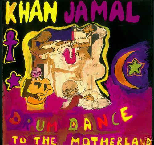 KHAN JAMAL  spiritual jazz  ORIG US PRIV PRES  1972 NM