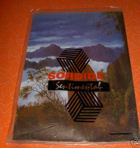 Joy Division  Sordide Sentimental Original Package RARE