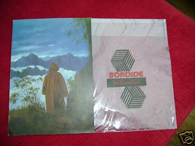 """Joy Division """"Licht und Blindheit"""" 1st Press Original"""