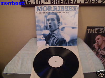 MORRISSEY:THE FIRST LOST LAD UNDER` SOD LP the smiths