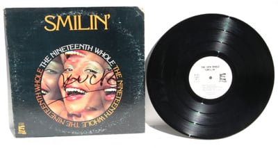 The Nineteenth Whole (19th Whole) Smilin' Soul Jazz LP