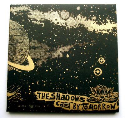 """Sun Ra - The Shadows Cast By Tomorrow -Rare 7"""" -Jazzman"""